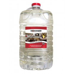 Bioetanolo lt 10 Domestix Zibro Bio Ethanol Etanolo Combustibile Liquido Per Stufe 10 LT