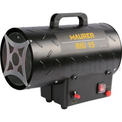 MAURER - Generatore aria calda a gas 15kw 053582