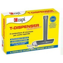 ZAPI - T-Dispenser Bait Station